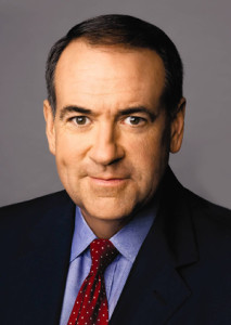 Former Arkansas Gov. Mike Huckabee.