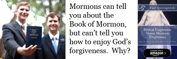 Mormon Missionaries Ad
