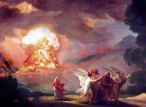 Sodom and Gommorah