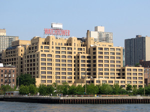 Watchtower Headquarters in Brooklyn, New York