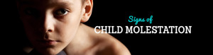 signs of child molestation