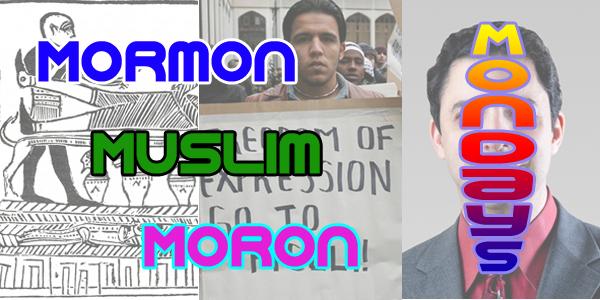 Mormon-Muslim-Mormon Mondays