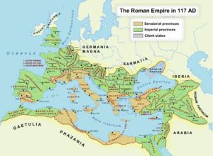 Old Roman Empire