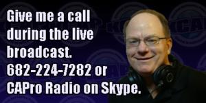 Broadcast Call-in Invitation